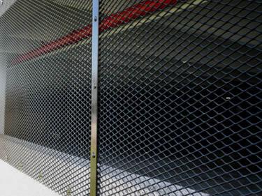 Car Garage Exterior Wall Expanded Metal