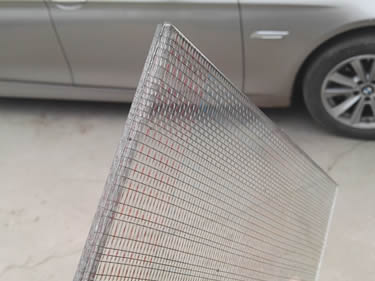 Laminated Glass Wire Mesh: Interior/Exterior Decoration
